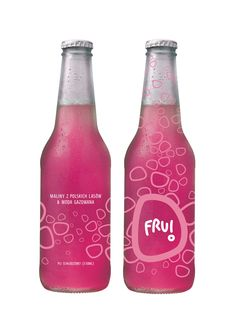 Fru! by Monika Walczak, via Behance