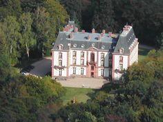 L'ancien Château Picot - Saint-Dié-des-Vosges. Lorraine