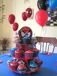 Spiderman  Birthday - Spiderman