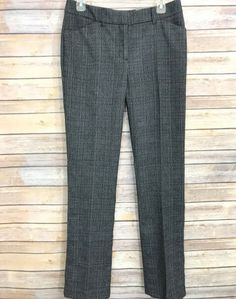 eff001d70 NWT Maurices Womens Dress Pants Black Slim Boot Cut Size 5 6 Mid Rise  Career New #Maurices #Bootcut #Work