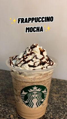 Coffee Drink Recipes, Dessert Recipes, Deli Food, Aesthetic Food, Sweet Recipes, Frappuccino, Food And Drink, Cooking Recipes, Yummy Food