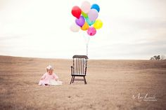 A picture is worth a thousand words... Baby and balloons 1st birthday photo shoot. Atlanta Photographer. Visit www.AmyLaudaPhotography.com for more photography ideas and booking!  Follow me on facebook at https://www.facebook.com/pages/Amy-Lauda-Photography/101645123286107www.AmyLaudaPhotography.com