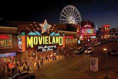 Movieland Wax Museum on Clifton Hill, Niagara Falls, Canada. Niagara Falls Vacation, Niagara Falls Attractions, Visiting Niagara Falls, York Attractions, Canada Niagra Falls, Niagara Falls Ontario, Ottawa, Clifton Hill Niagara Falls, Quebec