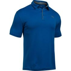 Add your custom embroidered company logo to an Under Armour Men's Red and Graphite Grey Tech Polo Shirt for the ultimate UA corporate polos or promotional polo shirts that are perfect for everywhere from the office to the golf course. Sons Of Anarchy, The Punisher, Womens Golf Polo, Golf Polo Shirts, Under Armour Men, Mens Xl, Shirt Sleeves, T Shirts, Punisher