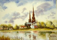 Lichfield Cathedral, Local Isle of Wight, Paul Hewson, SAA Professional Members' Galleries