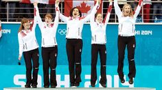Canada wins Olympic curling gold after beating Sweden | News and Blogs - CTV News at Sochi 2014