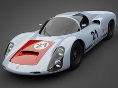 1966 Porsche 910 Race Car