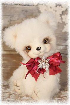 Christmas Angel By Sadovskaya Tatiana - Bear Pile