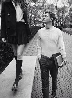 old school #flirt flirting