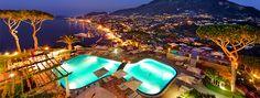 San Montano Resort, Ischia, Italy