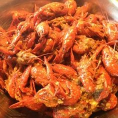 This is an Asian version of the all American crawfish boil. The crawfish are boiled with the classic American ingredients, then bathed in a delicious garlic sauce full of flavorful spices. This recipe may be used for shrimp and other shellfish as well. Add the live crawfish to a sink and wash until water runs […]