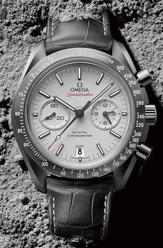 OMEGA Speedmaster Grey Side of the Moon.