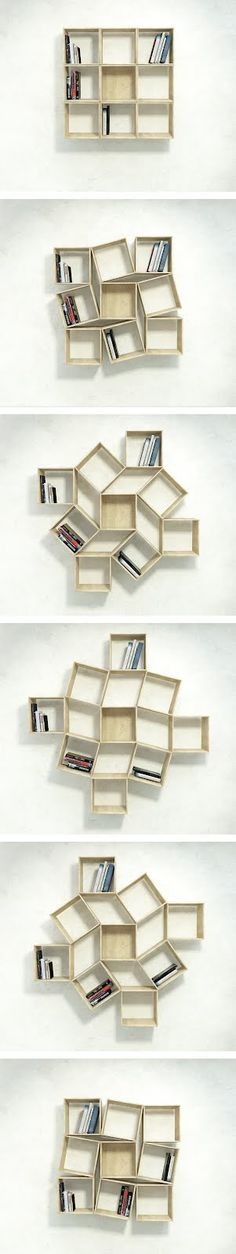 Bookshelf: Squaring