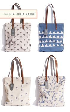 Julia Marco Bags   grownupshoes.com Diy Accessoires, Creation Couture, Simple Bags, Fabric Bags, Big Bags, Market Bag, Cotton Bag, Handmade Bags, Canvas Tote Bags