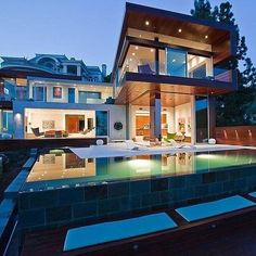 [ Hollywood Hills Contemporary Home Sunset Plaza Villa Modern Home Beverly Hills Blow Mind Extremely ] - Best Free Home Design Idea & Inspiration Houses Architecture, Architecture Design, World Architecture Festival, Future House, Hollywood Hills Homes, Hollywood House, West Hollywood, Modern House Design, Home Fashion