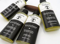 Shaving oil for Men and Women - Natura - Pre-shave Oil for all Skin Types, All Natural Shaving Oil Cupressus Sempervirens, Oils For Men, Pre Shave, Shaving Oil, Melaleuca, Made In France, Vegan Friendly, Travel Size Products, Natural Skin Care