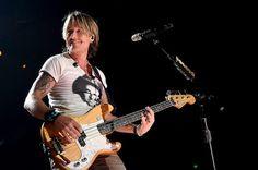 Keith Urban to Headline Nashville's Free New Year's Eve Concert
