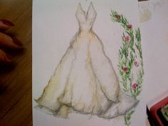Dress illustration