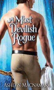 """""""A Most Devilish Rogue."""" Ashlyn Macnamara."""