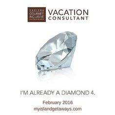 We have just started the year, and Island Getaways is already a #GIVC2016 Diamond Level 4 with El Dorado Spa Resorts & Hotels by #Karisma - this means that you will have a true VIP experience when you book these resorts with us. #mexico #travel #honeymoon #rivieramaya #destinationwedding