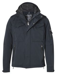 Men's Jacket from Napapijri engineered with GORE-TEX® products