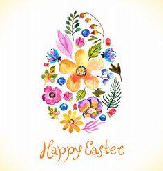 Primrose Dawn Easter Card By Ann Mortimer The Greeting Inside