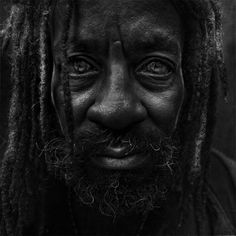 Stunning portraits of homeless people by Lee Jeffries