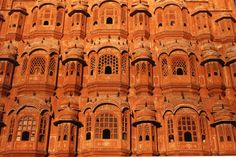 Popularly know as the Pink City, Jaipur is the capital of the state of Rajasthan in Northwest India. The Pink City nickname dates to 1876 when the entire city was painted pink to to commemorate the visit of the Prince of Wales.