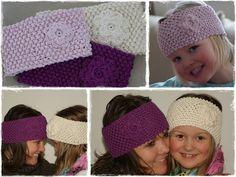 Panneband og panneband Crochet Hats, Design, Fashion, Photo Illustration, Knitting Hats, Moda, Fashion Styles, Fasion