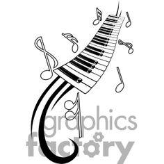 musical tattoo designs - Google Search
