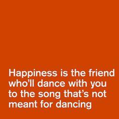 Dance Words