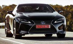 2018 Lexus LC 500h Design