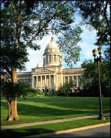State Capitol Building, Frankfort, KY