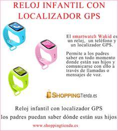 Clasificados Joyas y Relojes - Reloj infantil con localizador GPS Wakid