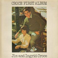 Jim & Ingrid Croce 1969