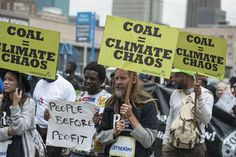 Hundreds of people from different climate justice movements gather in Johannesburg, South Africa on Nov. Environmental Ethics, Powerful Images, Paris Photos, Global Warming, Ecology, Stand Up, Rally, Sustainability, Survival