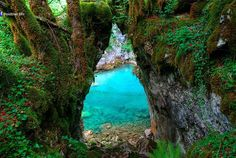 Gate of wishes - Mrtvica canyon, Montenegro