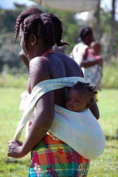 Suriname, South American holocaust progeny
