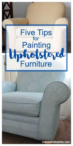 8 Masterful Tips AND Tricks: Upholstery Furniture Home upholstery ideas rugs. Chalk Paint Fabric, Painting Fabric Furniture, Paint Upholstery, Living Room Upholstery, Paint Furniture, Furniture Makeover, Diy Painting, Cheap Furniture, Fabric Painting