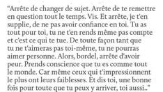 Lyric Quotes, True Quotes, Book Quotes, Lyrics, Messages For Him, French Words, Pretty Words, Couple Quotes, Spiritual Inspiration