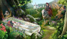 Gardens of Time | The Fair Snow White