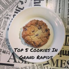 Top 5 Cookies in Grand Rapids