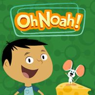 Oh Noah!  Teach Spanish to children ages 6 - 8 through animated video and embedded games that help build vocabulary.