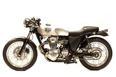 W Racer | Deus Ex Machina | Custom Motorcycles, Surfboards, Clothing and Accessories