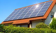 Calefacción por energía solar con placas fotovoltaicas.