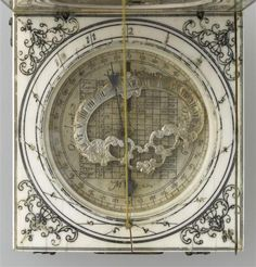 I could not find any details on this. Note the bigger sundial is made to work in the Northern Hemisphere but the smaller, more intricate sundial inside the bigger one is for the Southern Hemisphere. Why they are together like this is a mystery. Anyone knows more?