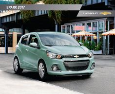 Hank Graff Chevrolet   Bay City: Downloadable 2017 Chevrolet Spark Brochure