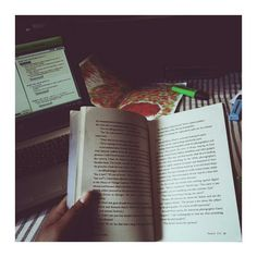 Reading a book from Jessica Zafra - Twisted 8 1/2