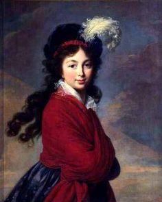 Anna Fedorovna by E.Vigee-Lebrun - Elisabeth Vigée-Lebrun - Wikimedia Commons