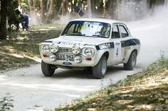 1974 Ford Escort MKI RS 1800.  Just saw one of these on Top Gear.  Interesting to see the likeness of it compared to some of the other 70s I've posted recently.